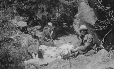 old-picnic