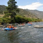 Rafting Tubes in Fremont County