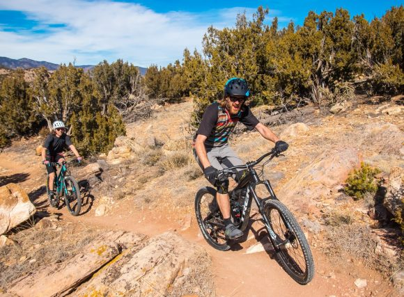 Biking in the Royal Gorge Region