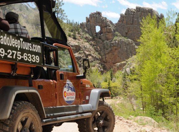 Jeep Gold Belt Tour