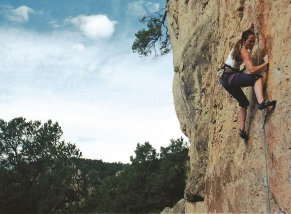 Rock Climbing in the Royal Gorge Region