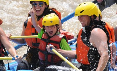 Royal Gorge Big Horn Sheep Canyon Arkansas River Rafting Trips 4