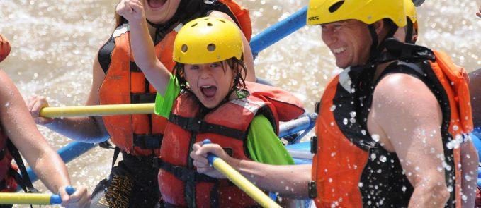 Royal Gorge Big Horn Sheep Canyon Arkansas River Rafting Trips 4