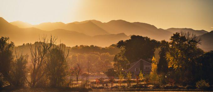 Scenic Canon Farm