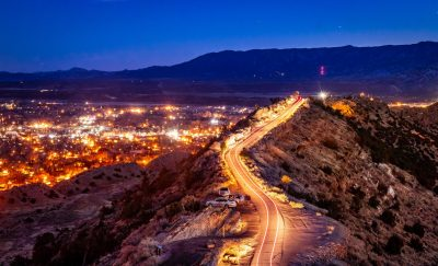 Skyline Drive at Night – Canon City – Nick Landry