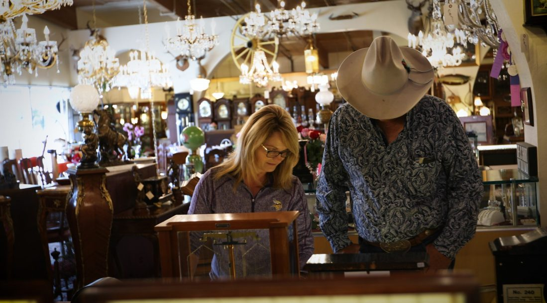 "Antiquing in Florence, ""Colorado's Antique Capital"""