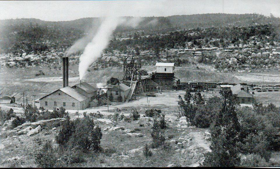 Mine in Chandler, CO