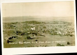 Town View of Coal Creek