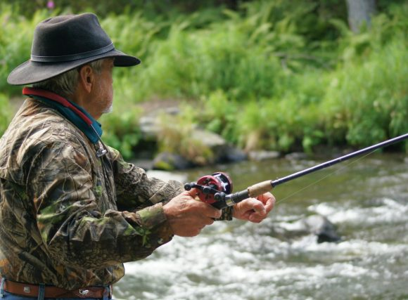 Fishing in the Royal Gorge Region