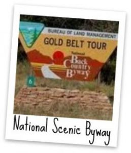 Gold Belt Tour