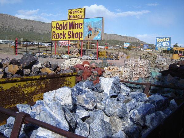 The Gold Mine Rock Shop - Royal Gorge Region