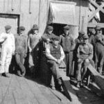 Coal Mine Workers in Rockvale, CO.